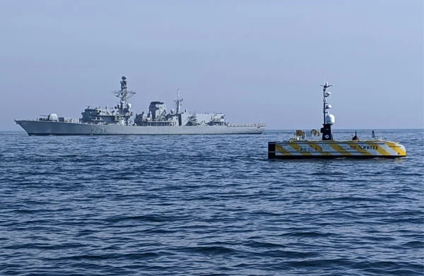 Sonardyne Tests Navigation Systems for Autonomous Systems for UK MOD