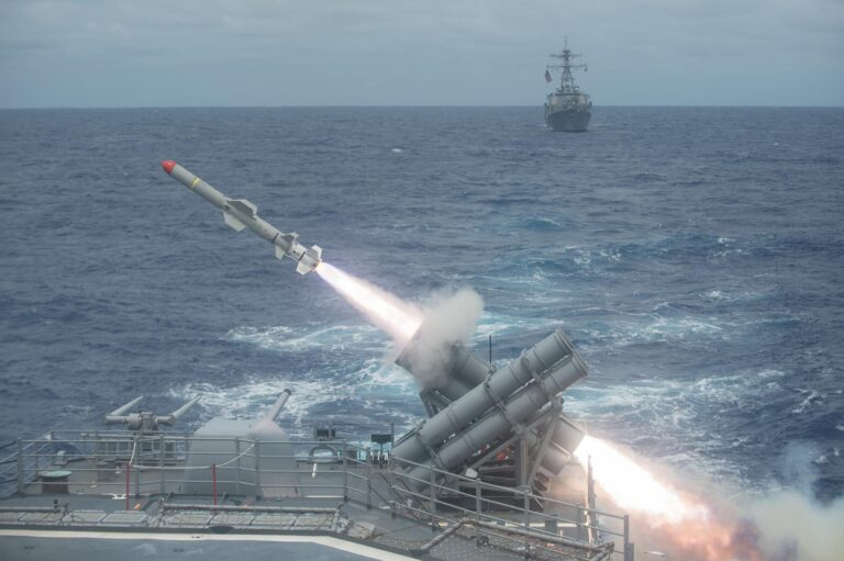 Boeing Awarded $3.1 Billion in U.S. Navy Contracts for Cruise Missile Systems