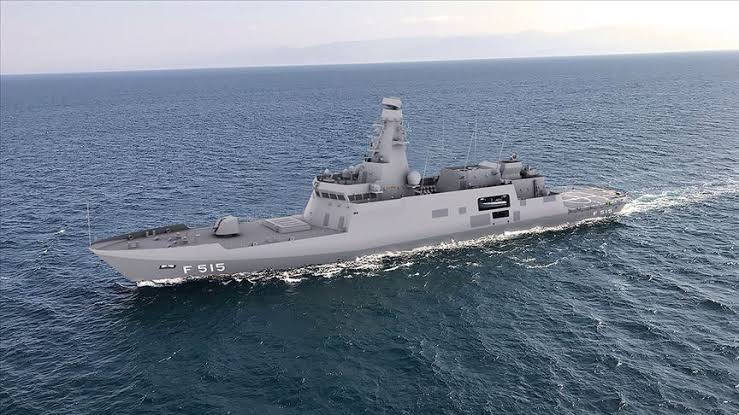 Turkey to launch indigenous I-class frigate by the end of 2020