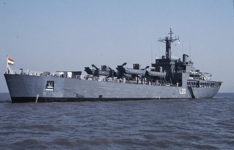 """Indian Navy launches """"Operation Samudra Setu"""" to repatriate Indian citizens from overseas"""