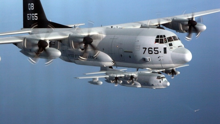 BAE Systems wins the systems integration contract for KC-130J aircraft of the U.S. Navy