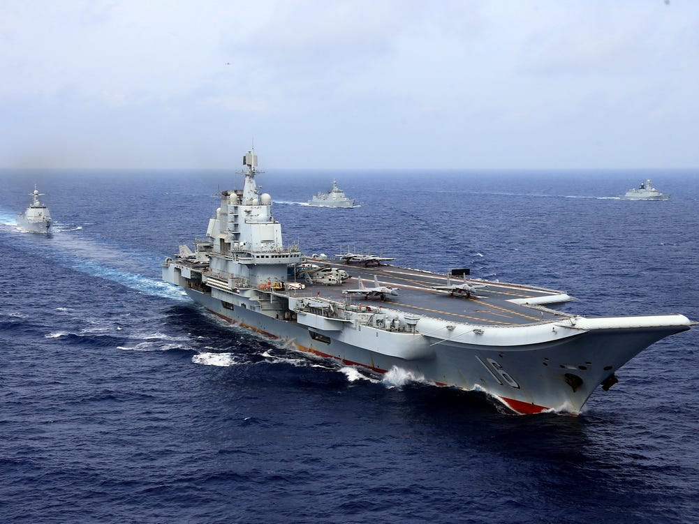 liaoning - naval post- naval news and information