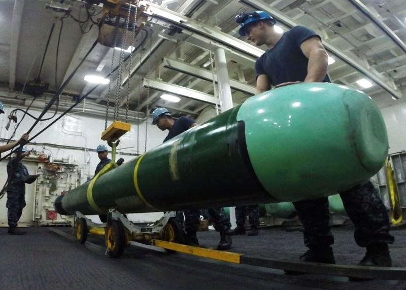 mk 48 torpedo - naval post- naval news and information