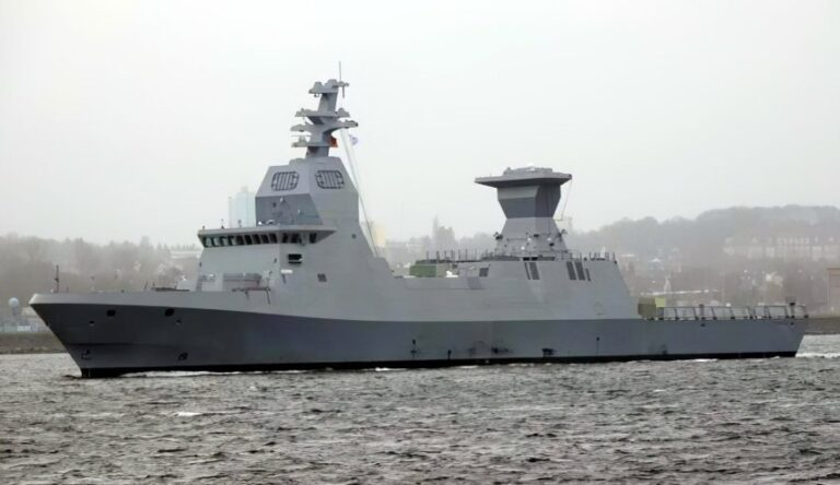 Delivery of Israel's first Sa'ar 6 corvette delays due to COVID-19 outbreak