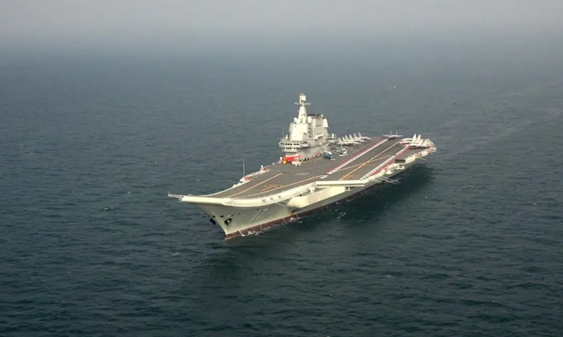 China's 2nd aircraft carrier leaves shipyard for trials amid COVID-19 pandemic
