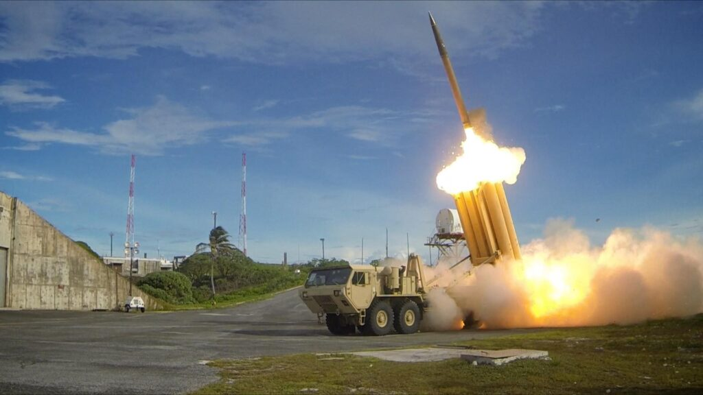 the first of two terminal high altitude area defense thaad - naval post- naval news and information
