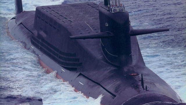 Chinese navy commissions two new nuclear submarines