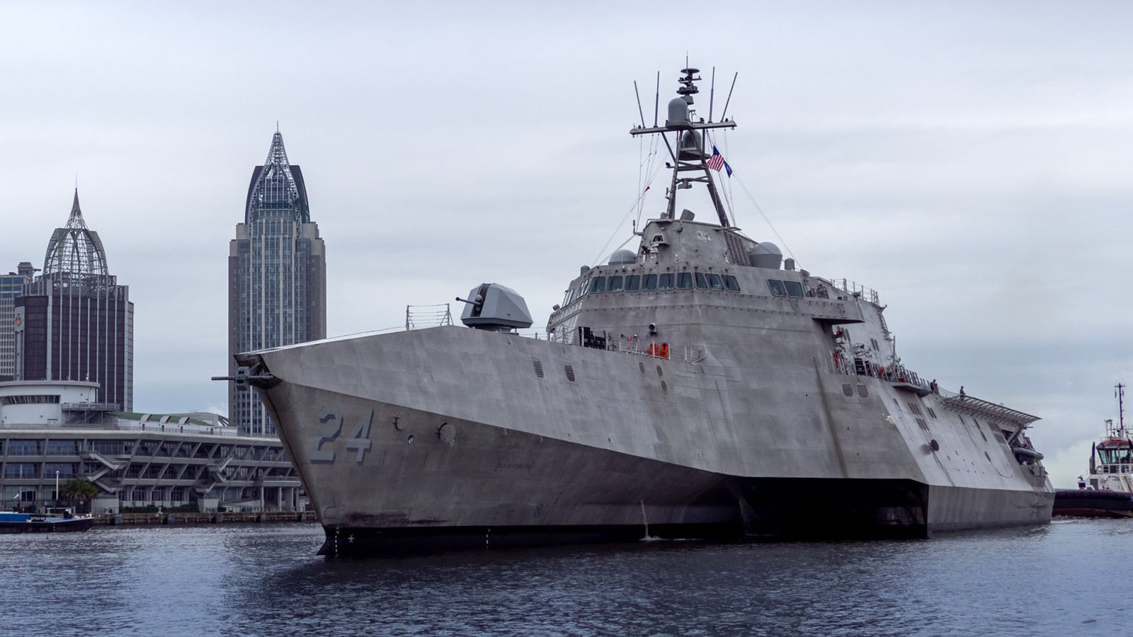 USS Oakland Completes Successful Acceptance Trials