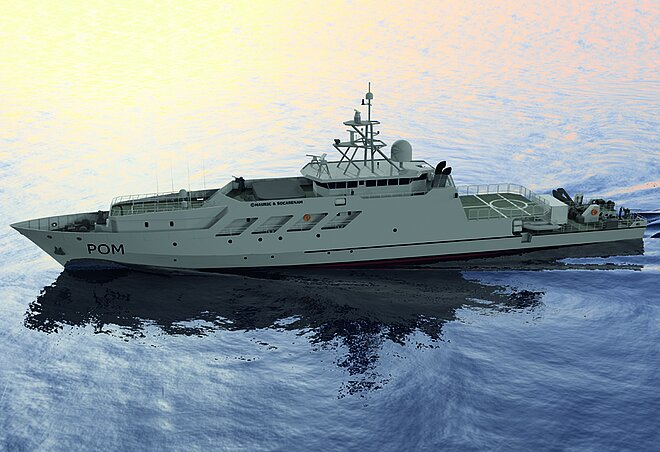 Nexeya to produce six LYNCEA Combat Management Systems for the French Navy