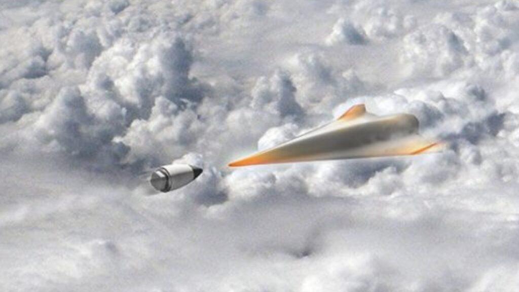 hypersonic glide breaker