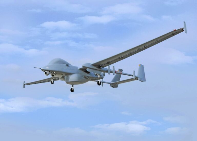 Greece signs contract with Israel Aerospace Industries to lease Heron UAVs