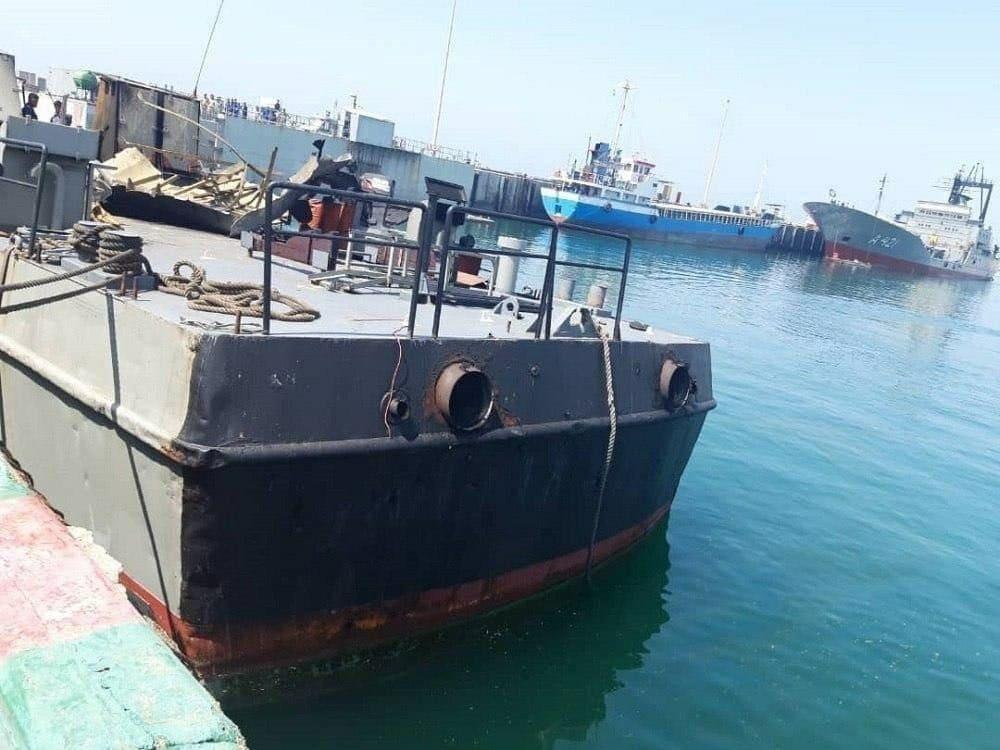 konarak at port - naval post
