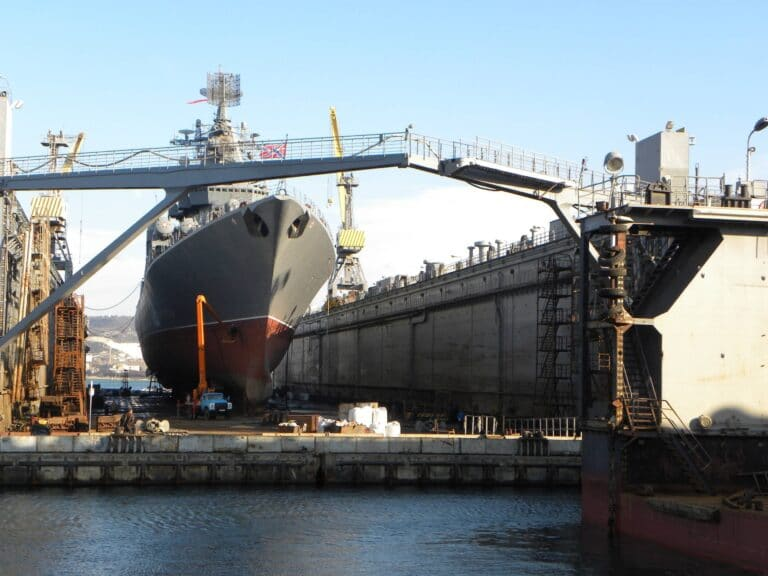 Russia's Slava-class Cruiser Moscow's repair to be completed at the end of June
