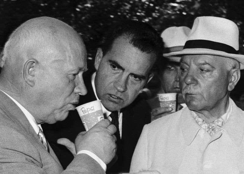 russia pepsi khrushchev 1 - naval post- naval news and information