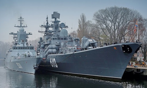 Russia's Baltic Fleet plans to conduct over ten long-distance missions in 2020