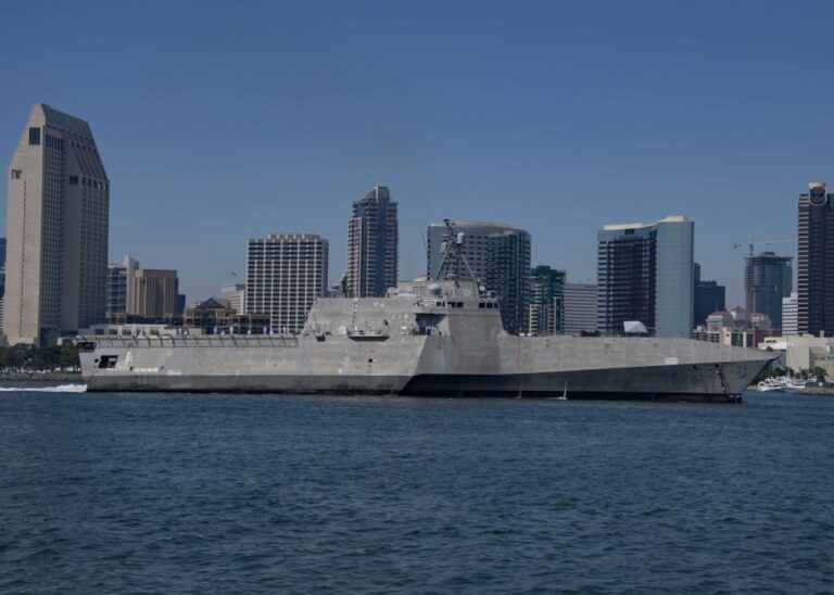 USS Montgomery Returns from Deployment