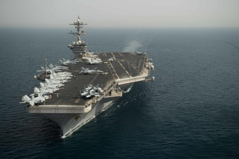 """USS Theodore Roosevelt leaves Guam as """"Mission Ready"""""""