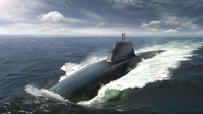 General Dynamics Gets $104M Contract for US, UK Ballistic Missile Submarine Mission Systems