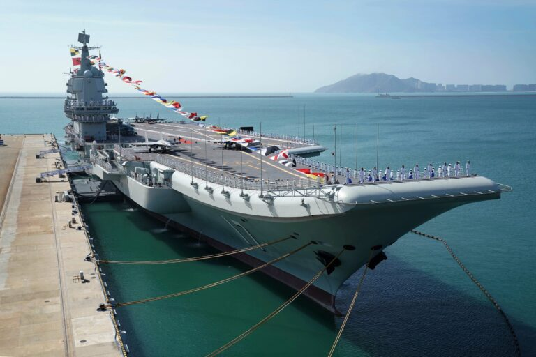 China to dispatch 2 aircraft carriers near Taiwan sooner