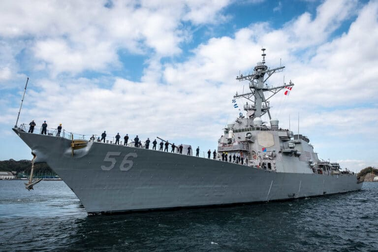 USS John S. McCain certified for return to operations