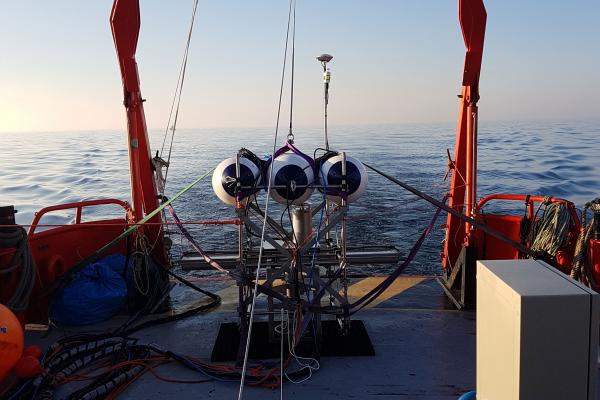 ECA GROUP signed an agreement to detect buried sea mines with seaCHIRP technology
