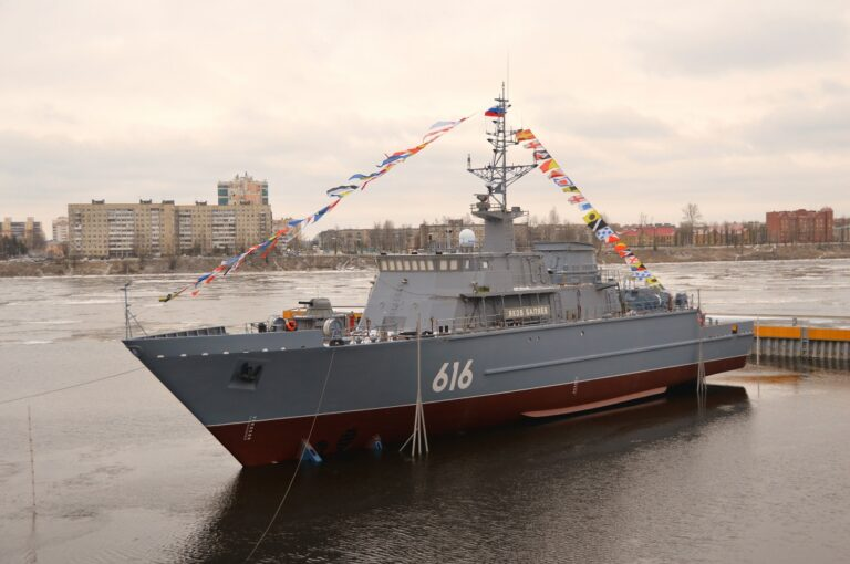 Russian Navy to commission 5 Alexandrit-class minesweepers until 2022