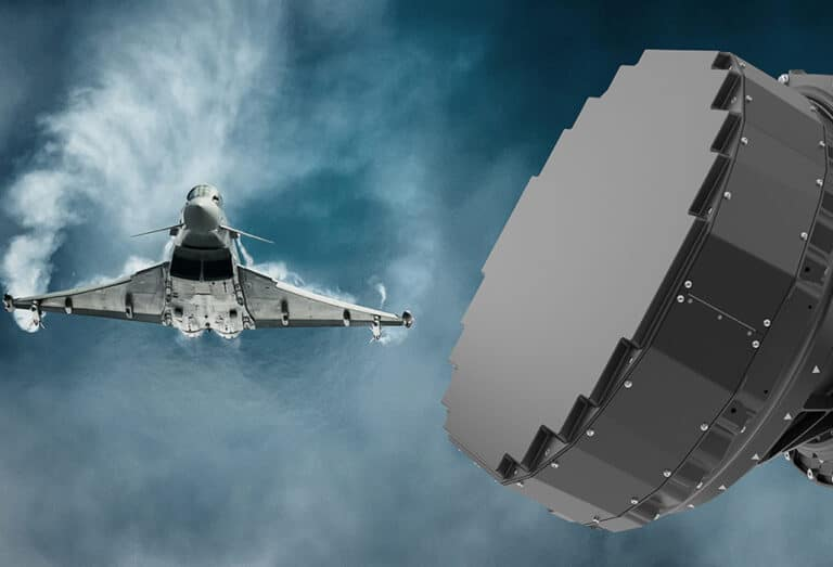 HENSOLDT to supply new AESA radars for German Armed Forces