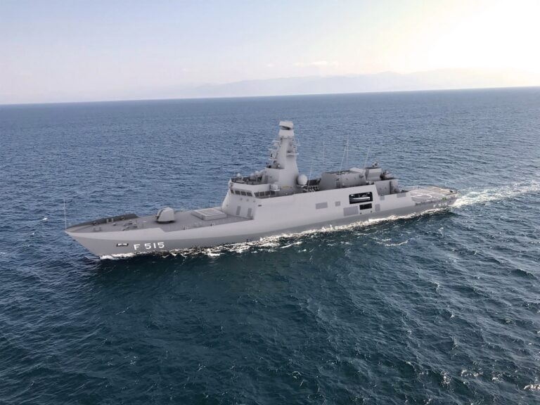 The first indigenous frigate of Turkey to be commissioned by 2023