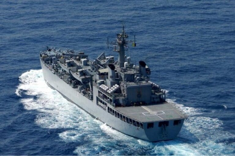 Indian Navy commences evacuation of citizens from Iran