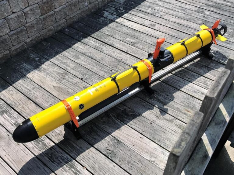 L3Harris presents new IVER4 580 unmanned underwater vehicle