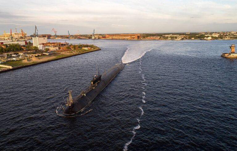 Russia commissions latest Borei-A class nuclear-powered submarine Knyaz Vladimir