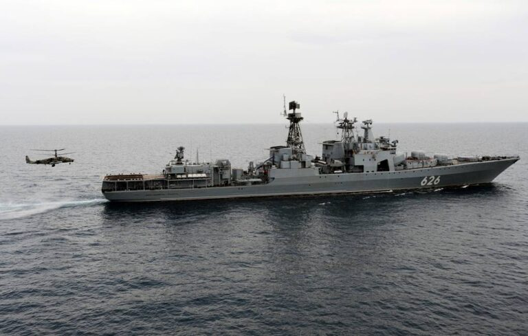 Russia to hold drills in the Arctic as a response to French frigate's deployment in the Barents Sea