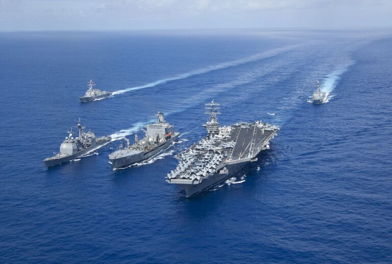 U.S. orders Nimitz CSG to return home from the Middle East