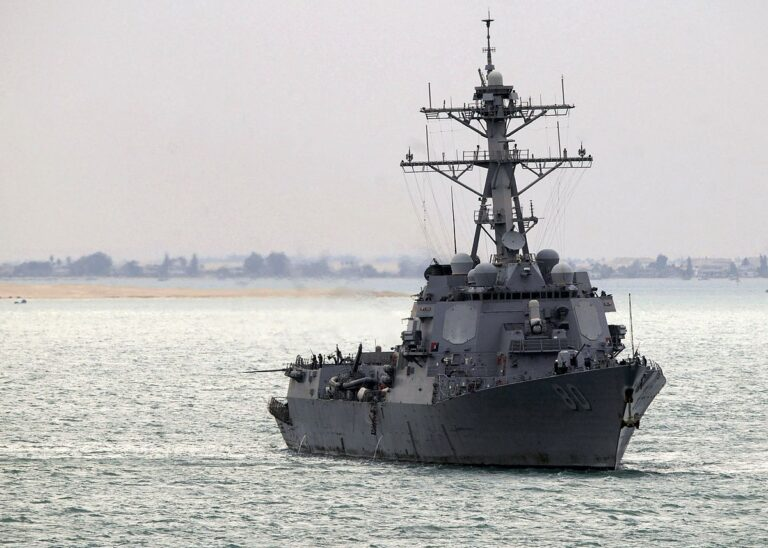USS Roosevelt Departs for First Forward-Deployed Naval Forces-Europe Mission