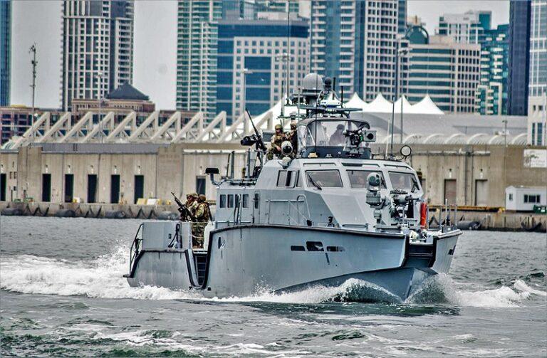Ukraine to procure 16 Mark VI patrol boats from the U.S.