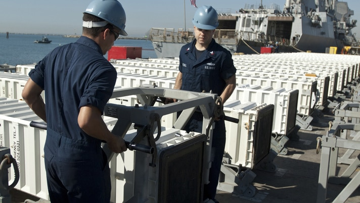 BAE Systems seals a new contract with the U.S. Navy to produce VLS canisters