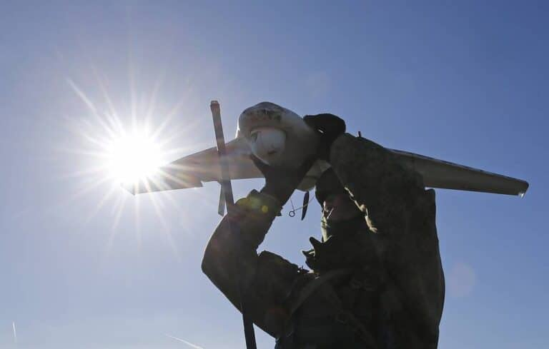 Russia works on vertical take-off capable drones