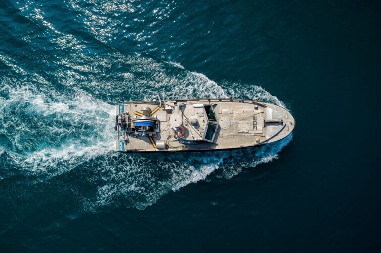 Elbit Systems UK Demonstrated USV Capabilities in Anti-Submarine Warfare Trials of the UK MOD