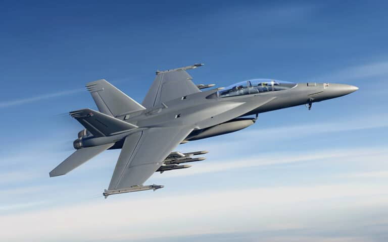 Boeing Delivers First F/A-18 Block III Super Hornets to U.S. Navy for Flight Test