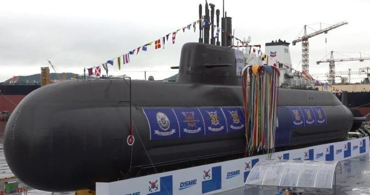 ECA GROUP awarded around 4 M€ contract for the supply of steering consoles for South Korean submarine Jangbogo III