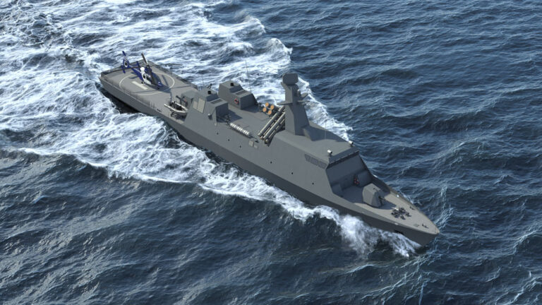 Greek and Israeli Shipyards signed a cooperation agreement for the Themistocles-class corvette
