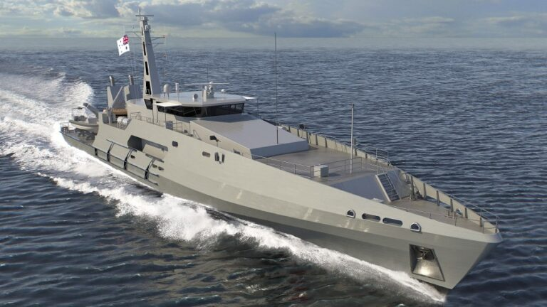 Rohde & Schwarz to outfit Cape-class patrol boats with communication systems