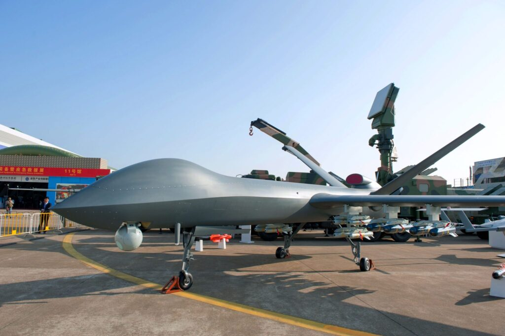 china ch 5 drone - naval post- naval news and information