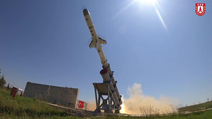 Atmaca anti-ship missile