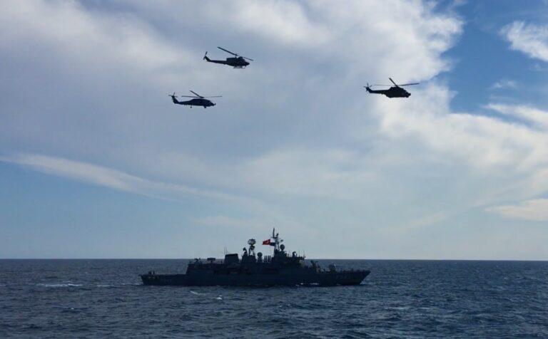 NATO forces finish their Black Sea deployment