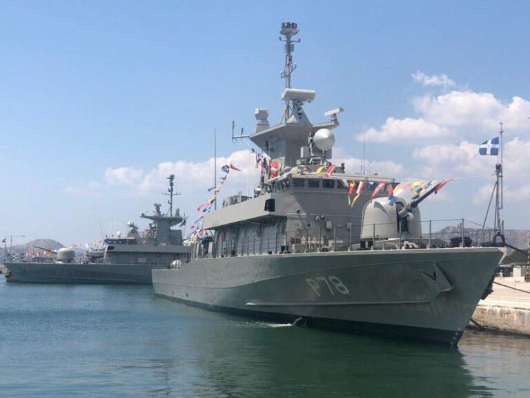 Hellenic Navy commissions 6th Super Vita-class FAC