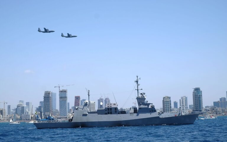 Outgoing Israeli naval commander claims Hezbollah is 'planning maritime attacks'