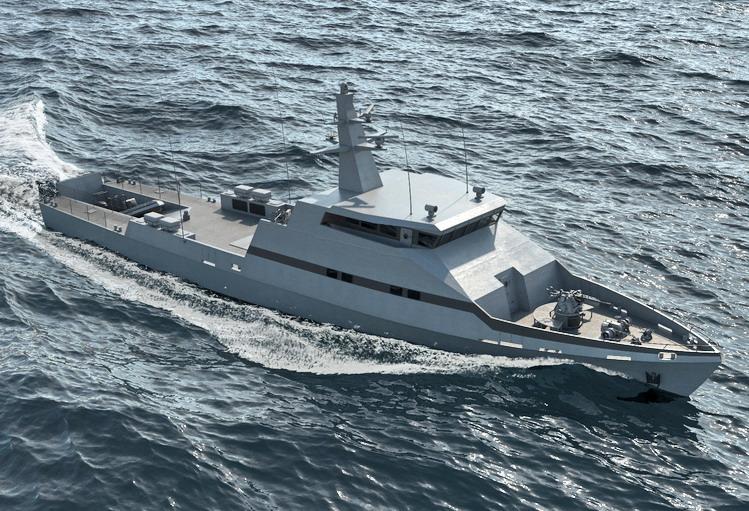 African navy orders two Israeli offshore patrol vessels
