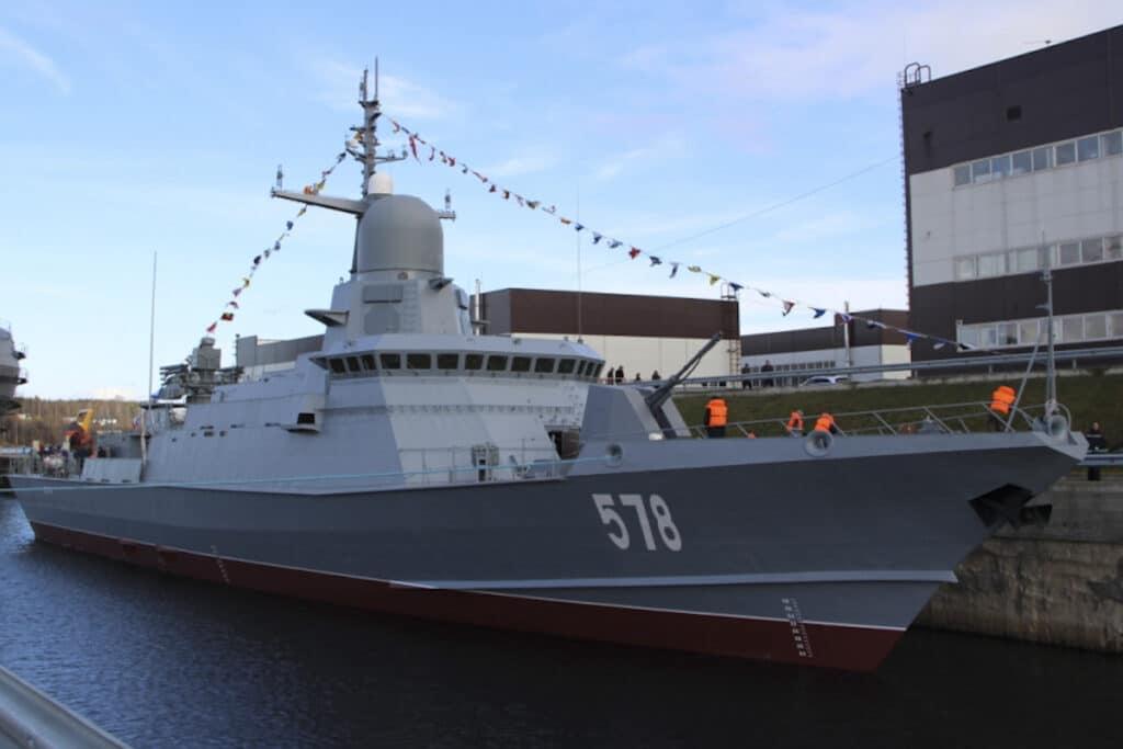 schiff «burya» 03 - naval post- naval news and information