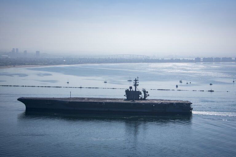USS Theodore Roosevelt returns to homeport after 6-months